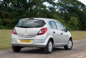 DC0HDB 2013 Vauxhall Corsa 1.2 Eco Flex. Image shot 2013. Exact date unknown.