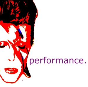 Bowie Performance icon