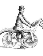horse-bicycle-clipart-graphicsfairy003b v2